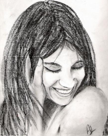 Charlotte Gainsbourg por aurelia